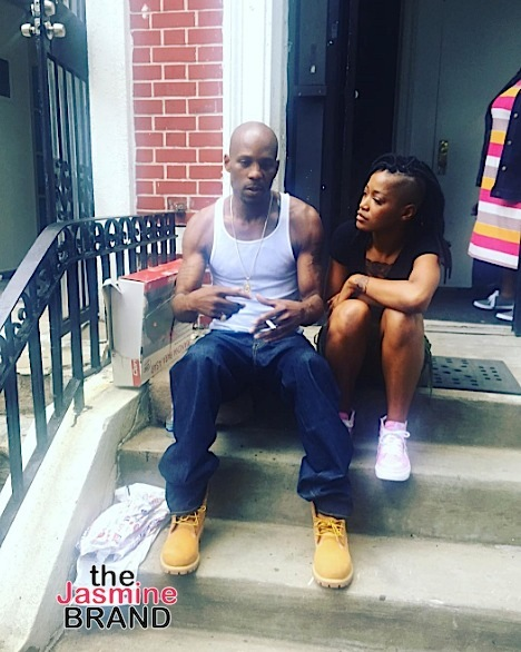 "DMX & Keke Palmer Film 'Pimp', Jamie Foxx's ""All Star Weekend"" Underway, Steve Harvey & Tina Lawson In South Africa + Naturi Naughton, Joseline Hernandez, Young M.A"