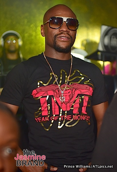 Floyd Mayweather Denies Owing IRS: My empire is rock solid!
