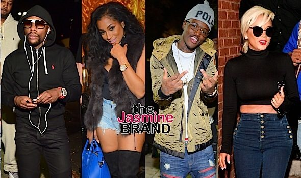 T.I., Kevin Hart, Floyd Mayweather, Bad Medina, Karlie Redd Party In ATL [Spotted. Stalked. Scene.]