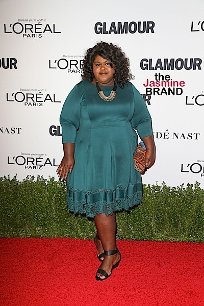 Gabourey Sidibe Opens Up About Her Battle With Bulimia & Depression