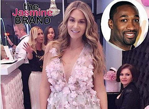 (EXCLUSIVE) Gilbert Arenas To Be A Father For 6th Time, Expecting Second Baby With Lindsay Faulk [Photos]