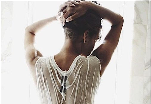 Halle Berry Launching Lingerie Line [Photos]