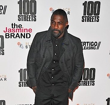 Idris Elba Says He'll Start Filming 'Luther' Movie This Year