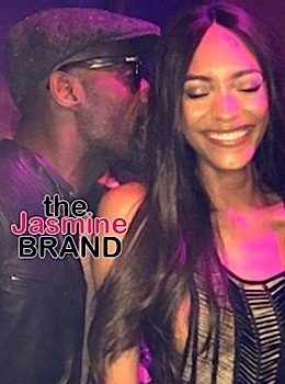 Idris Elba Dating Model Jourdan Dunn??!! [Photo]