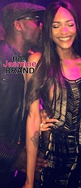 Idris Elba Dating Model Jourdan Dunn??!! [Photo]
