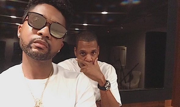 Jay Z Hits The Studio, Kendrick Lamar & Jermaine Dupri Seaside, Diamond Reveals Bump + J.Lo, Allen Iverson, DJ D-Nice