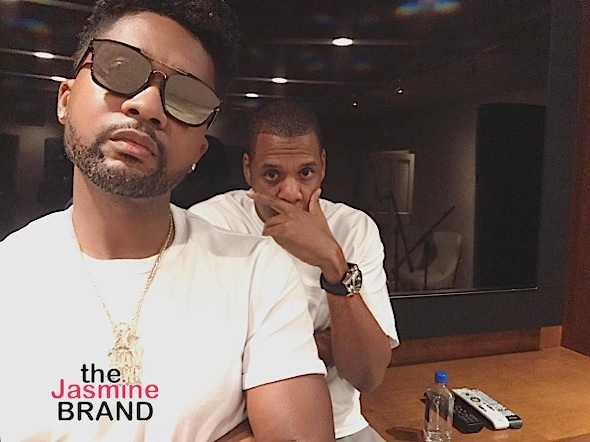Jay Z Hits The Studio, Kendrick Lamar & Jermaine Dupri Seaside, Diamond Reveals Bump + J.Lo, Allen Iverson, DJ D-Nice