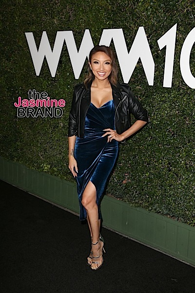Jeannie Mai Hospitalized With Throat Condition, Forced To Leave 'DWTS'