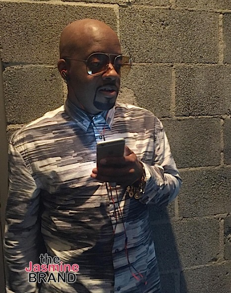 (EXCLUSIVE) Jermaine Dupri Settles With Ex Assistant, After Being Accused of Not Being Paying For 4 Years