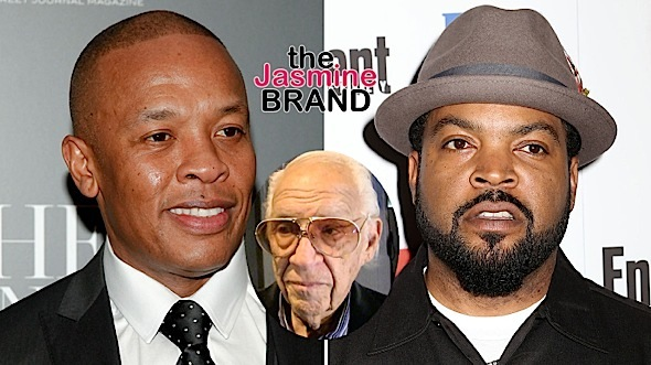 (EXCLUSIVE) Dr. Dre & Ice Cube: We're Over Jerry Heller's $100 Million Lawsuit! Accuse Late Manager's Lawyer of Dragging Out Case