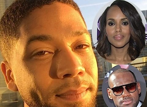 Jussie Smollett Tells People To Pick Themselves Up, LeBron James References Kendrick Lamar + Kerry Washington Reminds Us: Olivia Pope Is NOT Real [Celebs React to Donald Trump]