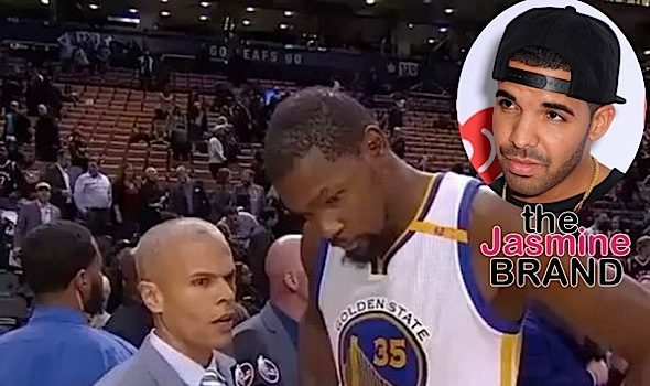 Kevin Durant: I don't give a damn about a Drake night. [VIDEO]