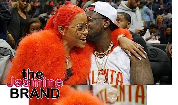 Gucci Mane Proposes To Keyshia Kao'ir With 25Karat Ring! [VIDEO]