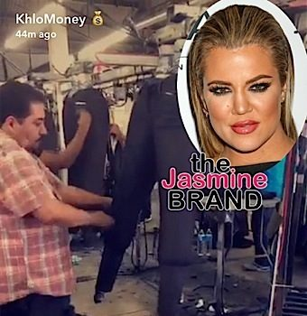 Khloe Kardashian Accused of Running A Sweat Shop [Photos]