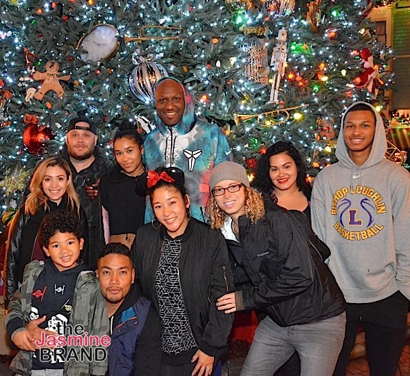 Ayesha & Steph Curry Hit Raiders Game, Lamar Odom Goes To Disneyland + Omarion, Rihanna, Nick Cannon [Photos]