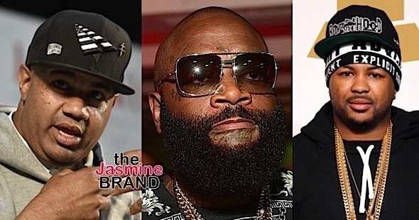(EXCLUSIVE) Rick Ross, The Dream & Lenny Santiago Snag New Talent TV Show 'SIGNED'