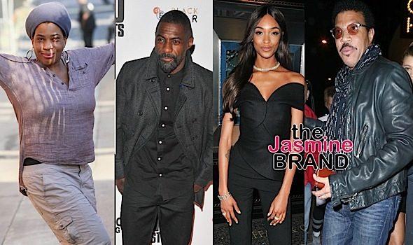 Celebrity Stalking: Daymond John, Macy Gray, Idris Elba, Jourdan Dunn, Lionel Richie