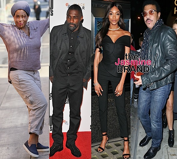 Celebrity Stalking: Daymond John, Macy Gray, Idris Elba, Jourdan Dunn, Lionel Richie