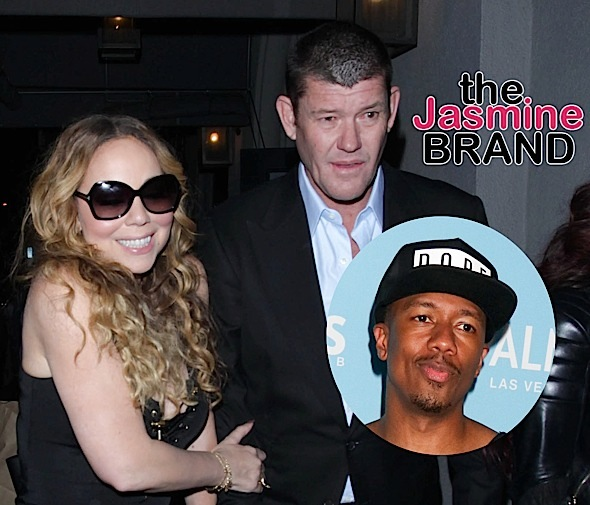 Nick Cannon Says This About Ex-Wife Mariah Carey's Split With James Packer