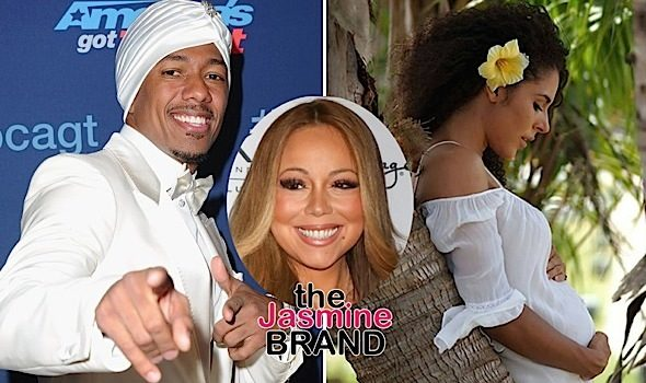Mariah Carey Reacts To Ex Nick Cannon Expecting Baby