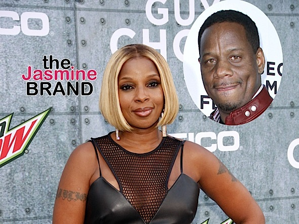 Mary J. Blige Hints She Had Proof Ex Was Cheating: I started finding stuff.