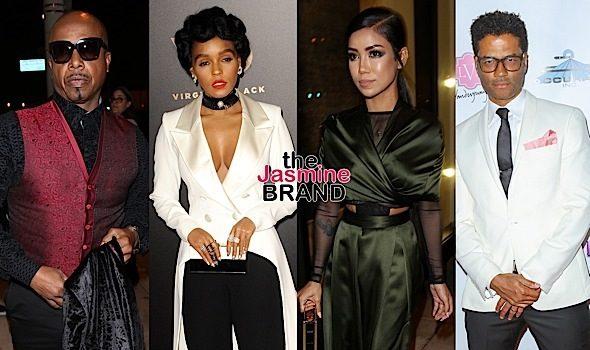 Celebrity Stalking: Jeannie Mai, Leona Lewis, MC Hammer, Janelle Monae, Jhene Aiko, Eric Benet