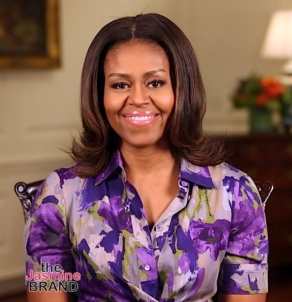 Michelle Obama Launches 'Global Girls Alliance' To Support Girls Education