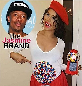 Nick Cannon & Ex Girlfriend Are Having A Boy [Ovary Hustlin']