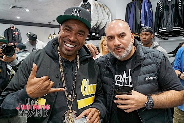"""Rapper N.O.R.E.'s """"Drink Champs"""" Podcast Picked Up By Diddy's REVOLT TV"""