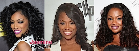 Kandi Burruss Has Fallen Out With Porsha Williams & Phaedra Parks: We're not in a good place. [VIDEO]
