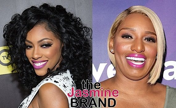 NeNe Leakes Says Porsha Williams Threw Her Under The Bus, Porsha Responds: B*tch You Got Me Twisted!
