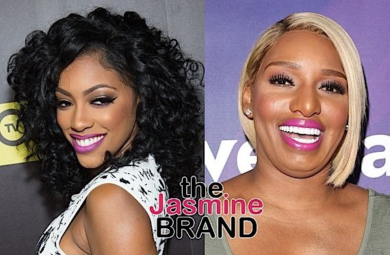 Porsha Williams Responded To NeNe Leakes Cease & Desist W/ Her Own: You Send Me One, I'll Send You One!