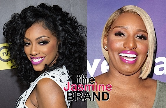 Porsha Williams Calls NeNe Leakes 'Ratchet' [VIDEO]