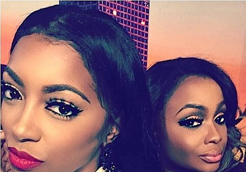 Porsha Williams Confronts Phaedra Parks In Tears [VIDEO]