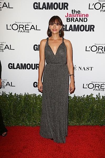 Actress Rashida Jones