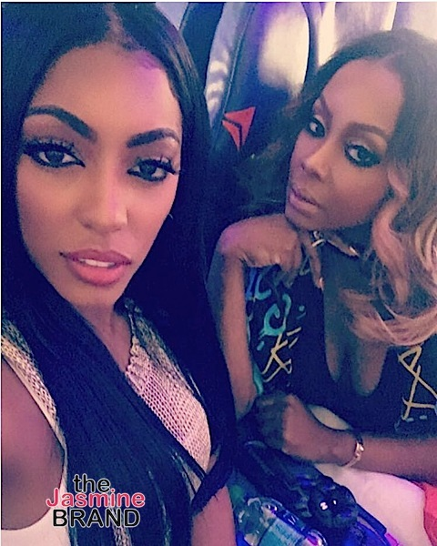 Phaedra Parks & Porsha Williams Have A Dating App