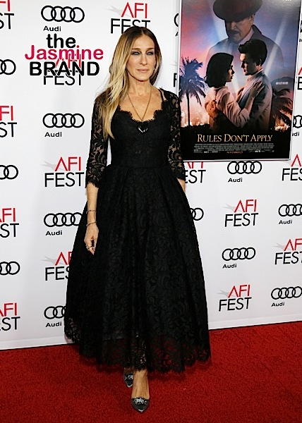 "AFI FEST 2016 Presented By Audi - Opening Night - Premiere of ""Rules Don't Apply"" - Arrivals"