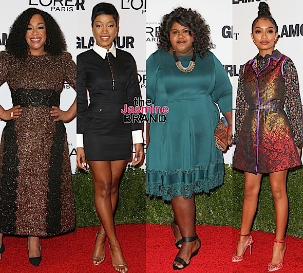 Women Of the Year Awards: Zendaya, Chanel Iman, Rachel Roy, Tracee Ellis Ross, Simone Biles, Shonda Rhimes, Keke Palmer, Gabourey Sidibe, Yara Shahidi