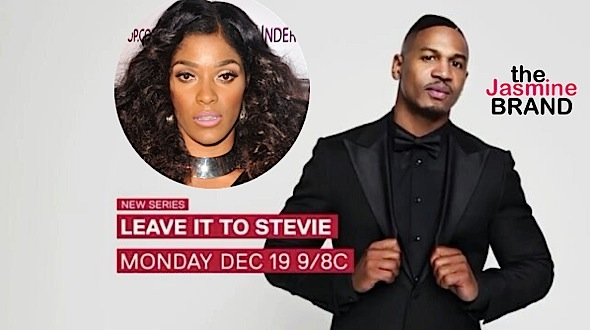 "Stevie J Cuts Joseline Hernandez Out New Spin-Off ""Leave It To Stevie"" [VIDEO]"