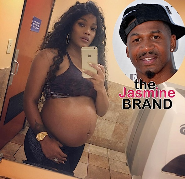 Stevie J Says Pregnant Joseline Hernandez Needs Mental Help: I fear for my life!