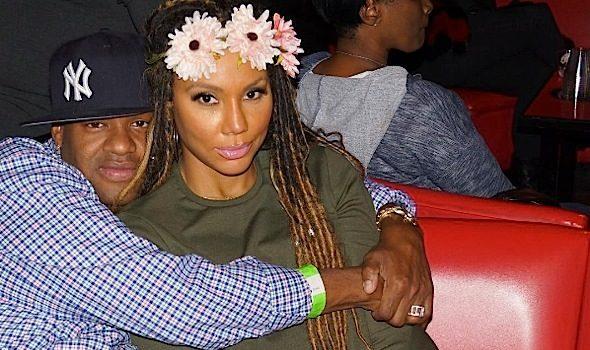 Tamar Braxton Celebrates 8 Year Wedding Anniversary, Serenades Hubby Vince