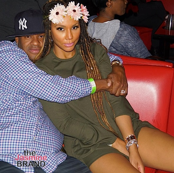 Tamar Braxton - Vince Herbert Found Out About Divorce Online