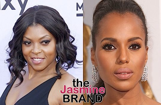 "Here's Why Taraji P. Henson Is Glad She Didn't Land Kerry Washington's Role In ""Scandal"""