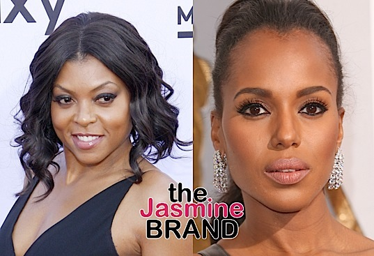 "Taraji P. Henson Auditioned for Kerry Washington's Role In ""Scandal"""