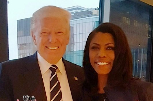 Omarosa Says Trump Used The N-Word On 'The Apprentice'