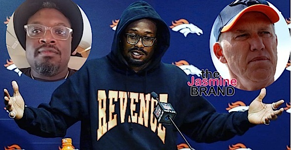 (EXCLUSIVE) NFL's Von Miller Caught Between Sports Agent Drama