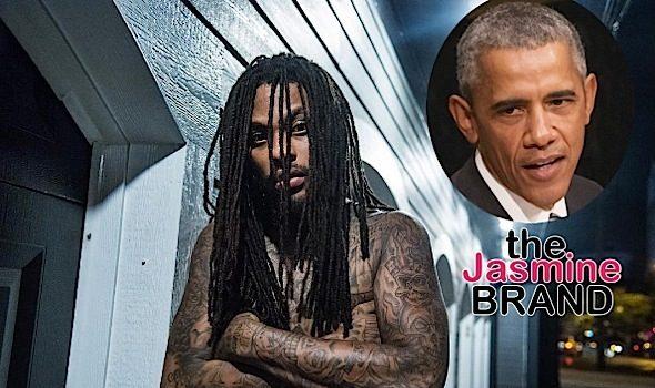 Waka Flocka Says Obama Isn't A Real Black President