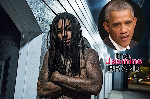 Waka Flocka Says Obama Isn't A Real Black President