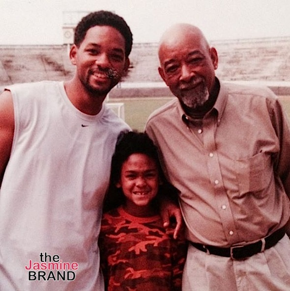 Will Smith's Father Dies [Condolences]