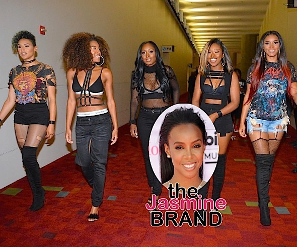 "BET Will Not Renew Kelly Rowland's Show ""Chasing Destiny"""